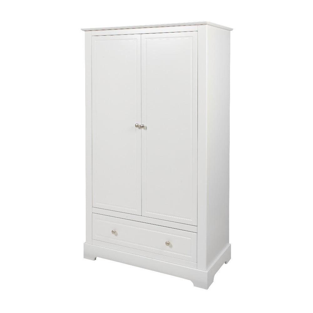 Biała szafa 2-drzwiowa BELLAMY Marylou