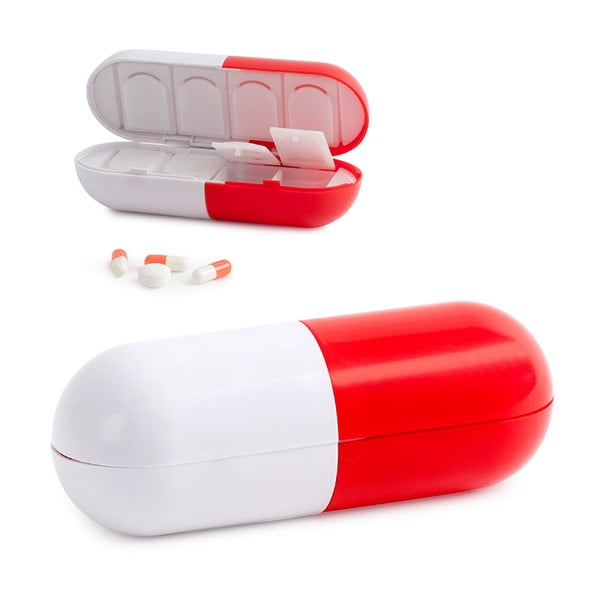 Pudełko na leki Balvi Super Pill