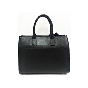 Skórzana torebka Goa Black