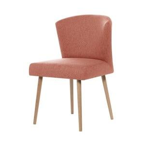 Brzoskwiniowe krzesło My Pop Design Richter