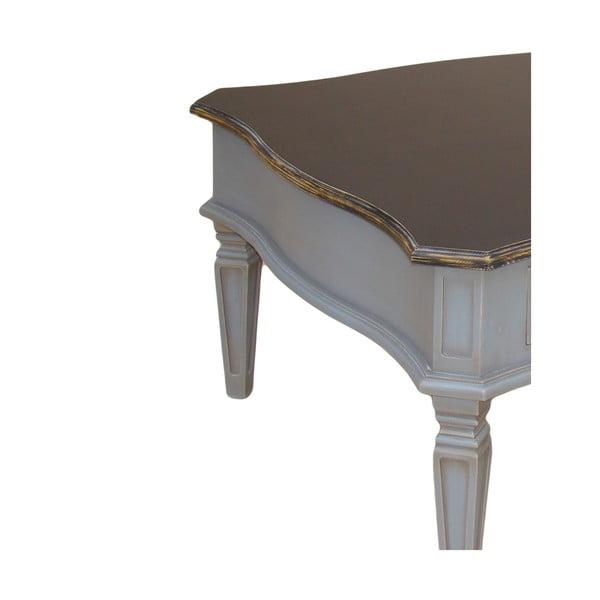 Stolik Belgique Grey, 80x80 cm