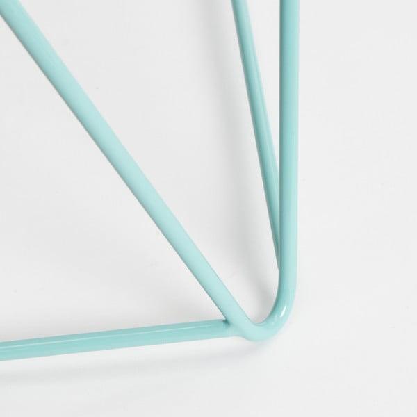 Noga do stołu Diamond Narrow Green, 70x55 cm