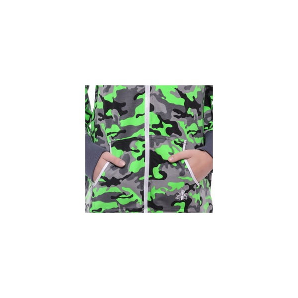 Kombinezon po domu Streetfly Thin Green Army, M, unisex