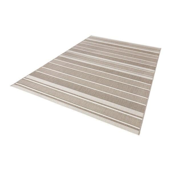 Beżowy dywan Strap, 120x170cm