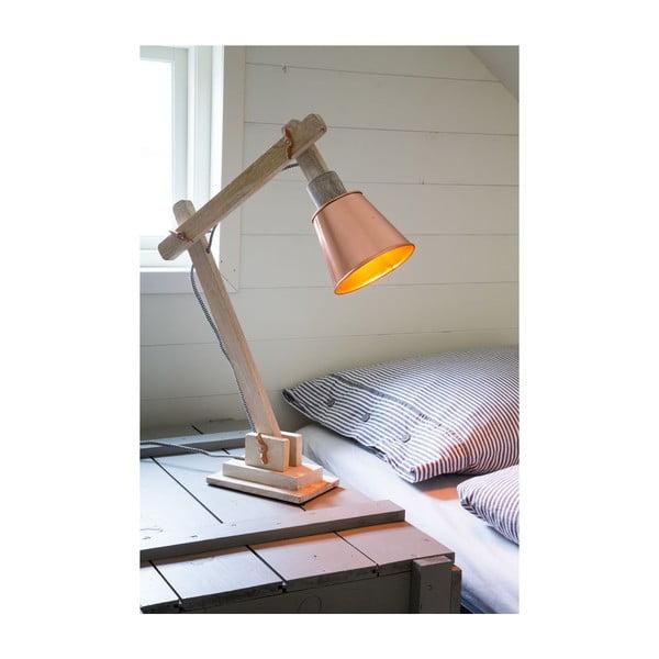 Lampka stołowa Izar Rose Gold