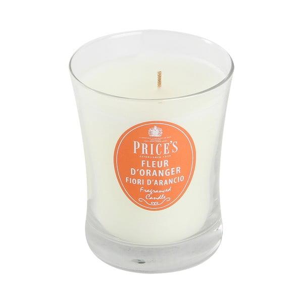 Świeczka zapachowa Prices, pomarańcza, 45 godz.