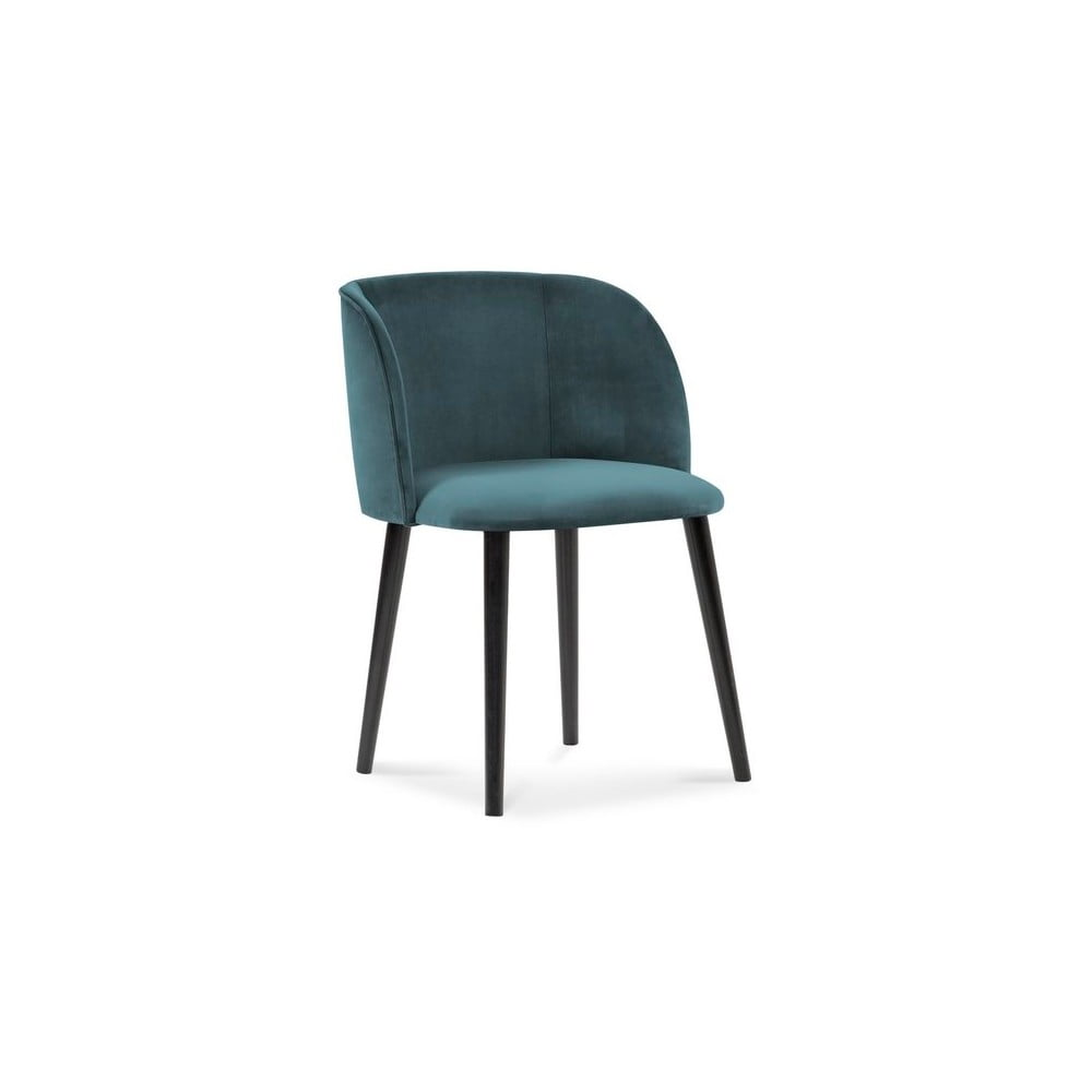 Morskie krzesło z aksamitnym obiciem Windsor & Co Sofas Aurora
