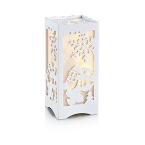 Biała dekoracja świecąca Markslöjd Prince Lantern
