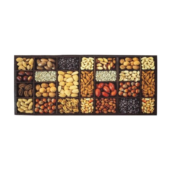 Wysoce wytrzymały chodnik kuchenny Webtapetti Semi, 60x220 cm