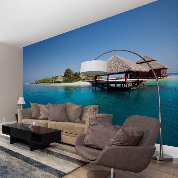 Tapeta wielkoformatowa Egzotyczny raj, 315x232 cm