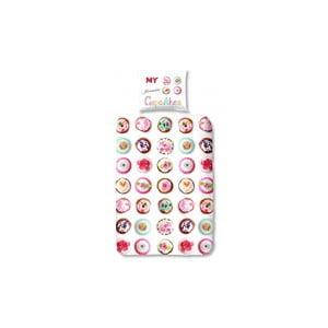 Pościel Cupcakes, 140x200 cm