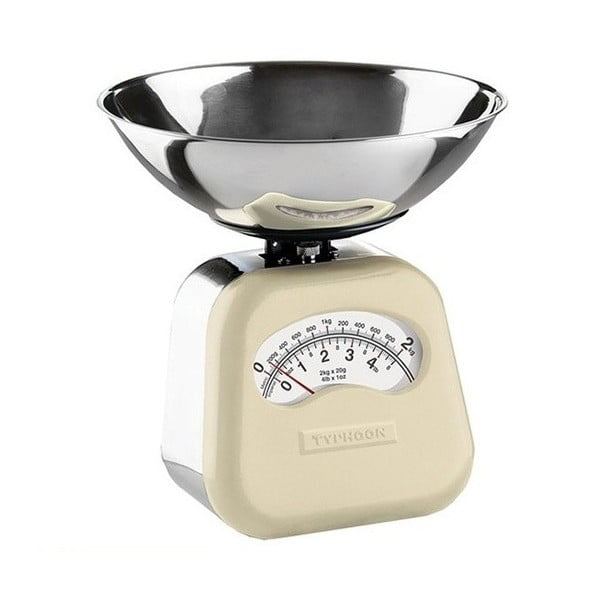 Waga kuchenna Novo Scales, beżowa