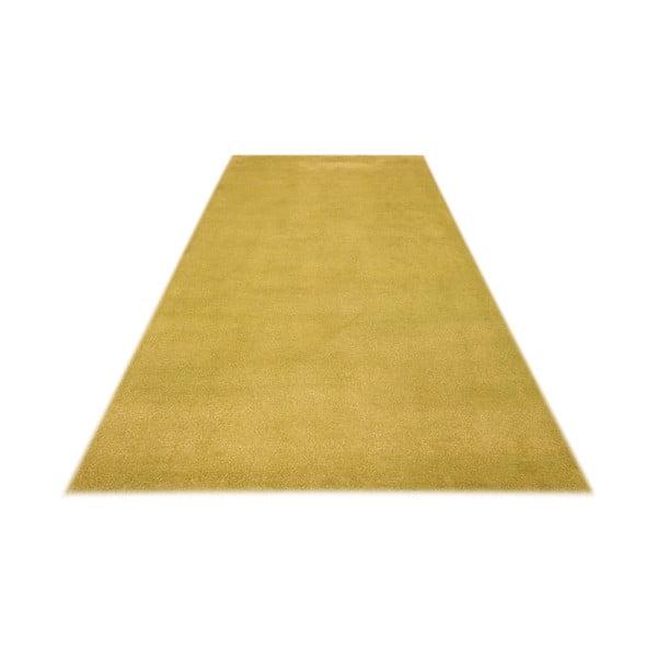 Dywan wełniany Kerima Green, 170x240 cm