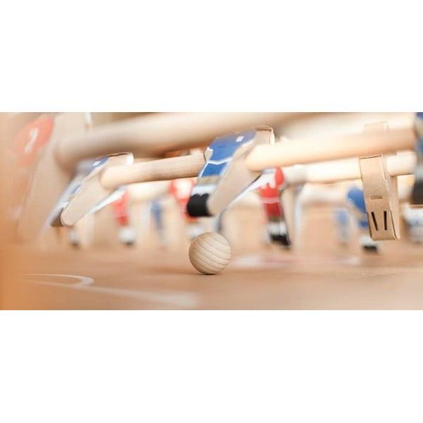 Kartonowe piłkarzyki Kartoni, kolor naturalny