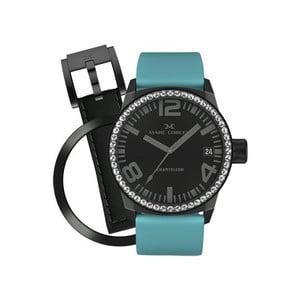 Zegarek damski Marc Coblen z dodatkowym paskiem i obręczą P47