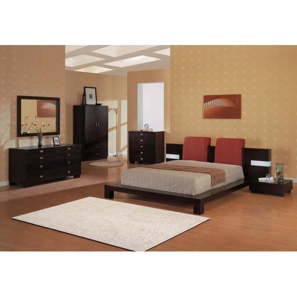 Kremowy dywan bawełniany Floorist Ganda, 120x180cm