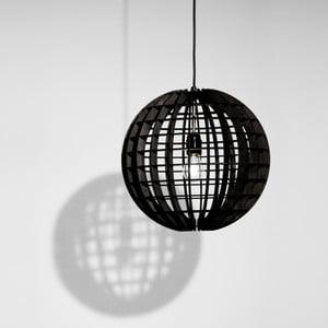 Lampa Hemmesphere, czarna