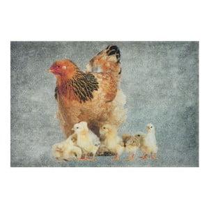 Dywanik Grey Chicken 75x50 cm