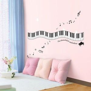 Naklejka Piano Melody