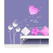 Naklejka Ambiance Pink Hearts