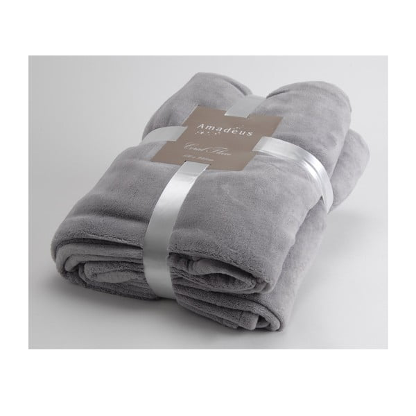 Koc Grey Doudou, 170x240 cm