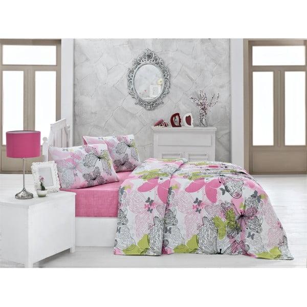 Cienka narzuta na łóżko Belinda, 160x230 cm