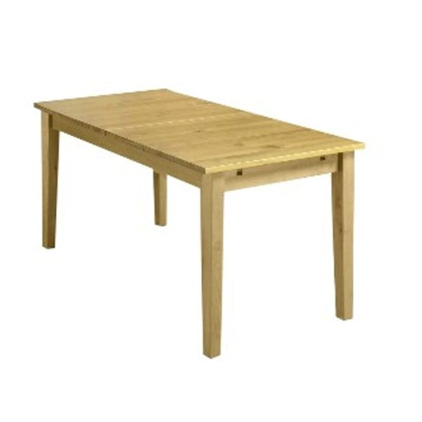 Drewniany stół do jadalni rozkładany 13Casa Ginger, 160/200x80cm