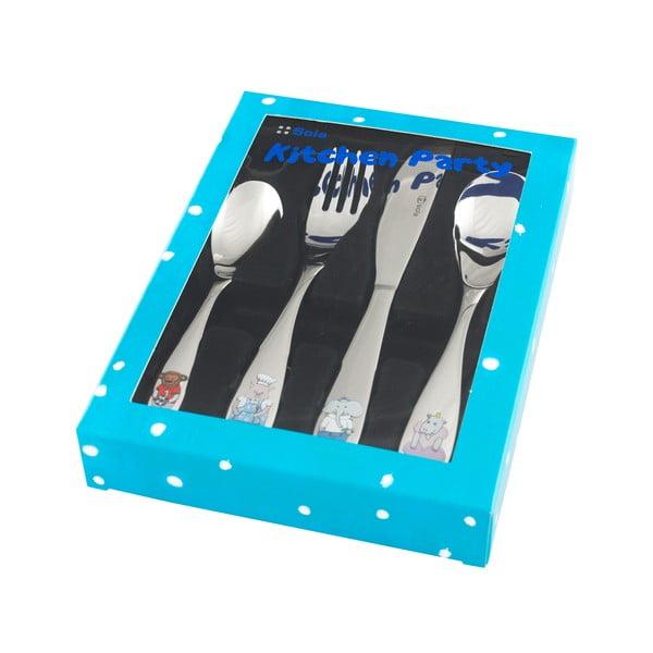 Sztućce Kitchen Party Blue
