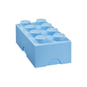 Jasnoniebieski pojemnik na śniadanie LEGO®