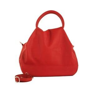 8d45f75b26be9 Czerwona torebka skórzana Andrea Cardone Dolcezza