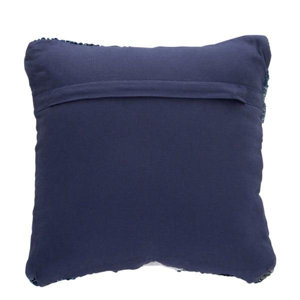 Poduszka Chindi, 45x45 cm, niebieska