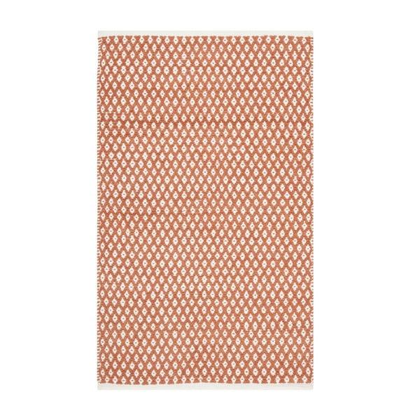 Dywan Nantucket 76x121 cm, czerwony