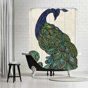 Zasłona prysznicowa Ostrich, 180x180 cm