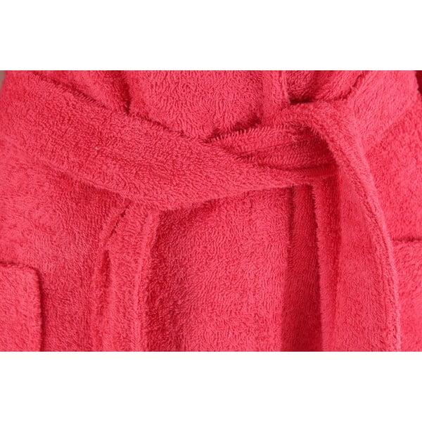 Szlafrok damski U.S. Polo Assn. Pink, M