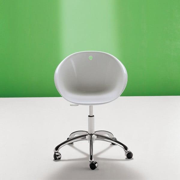 Krzesło na kółkach Pedrali Gliss
