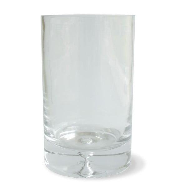 Waza Glass Vase, 11x18 cm