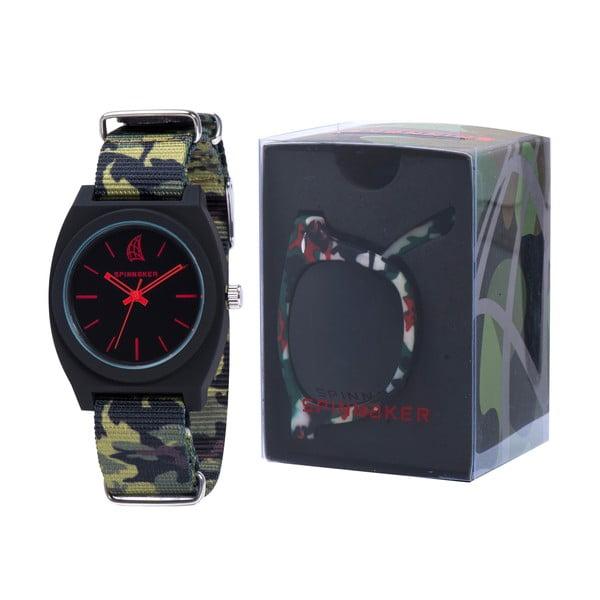 Zestaw: zegarek unisex i okulary przeciwsłoneczne Promo SP5030-5