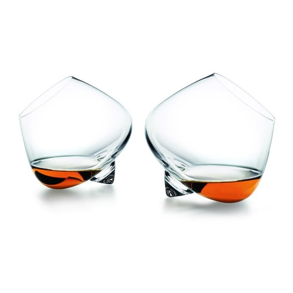 Zestaw 2 szklanek do koniaku Cognac Glass, 250 ml