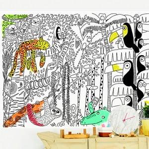 Tapeta Chispum Color Jungle