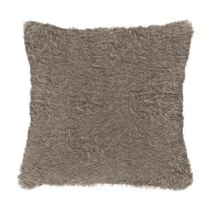 Szarobeżowa poduszka ZicZac Arriva, 45x45 cm
