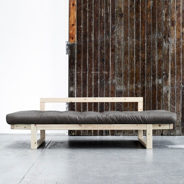 Sofa Karup Vintage Edge Natural/Black