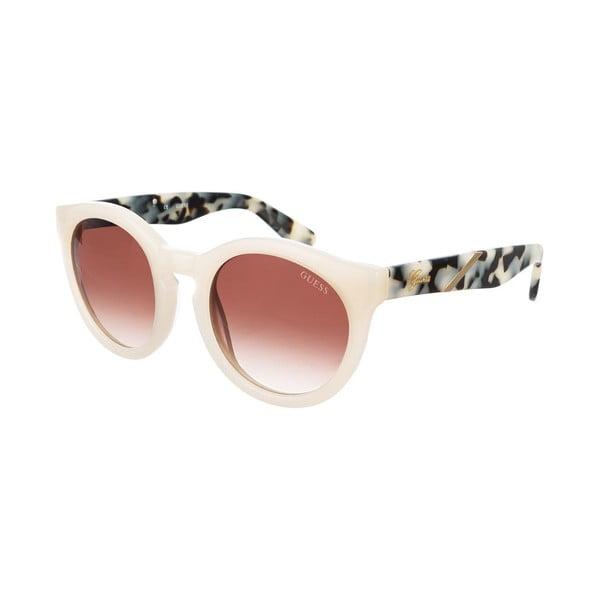 Damskie okulary przeciwsłoneczne Guess 344 Marfil