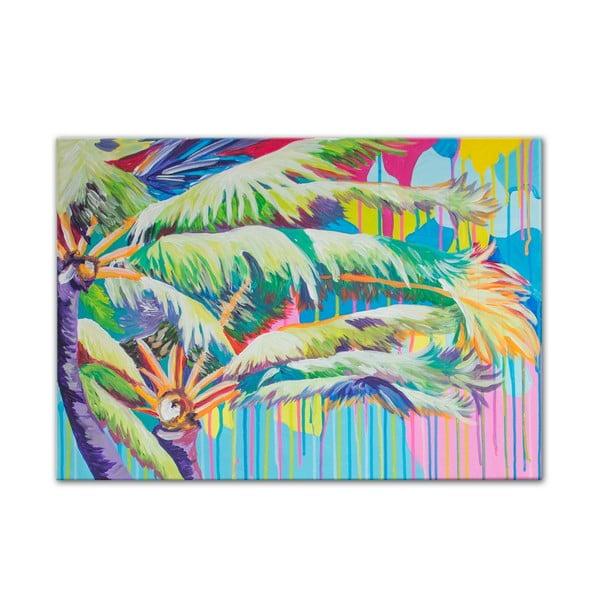 Obraz Miami Palms I, 50x70 cm