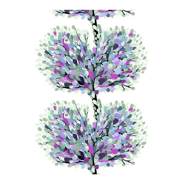 Zasłona prysznicowa Aronia, 180x200 cm