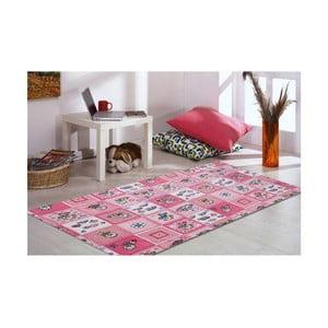 Dywan Bear Pink, 120x160 cm