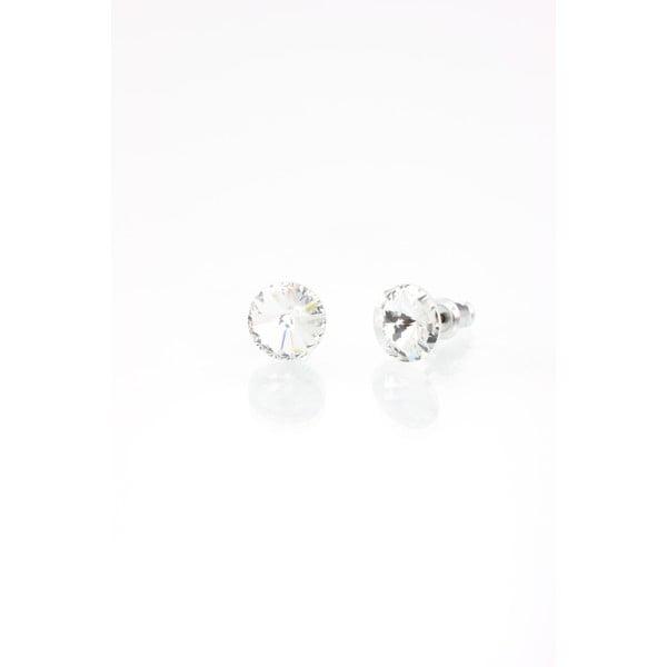 Kolczyki Swarovski Crystals Bermuda Crystal, 8 mm