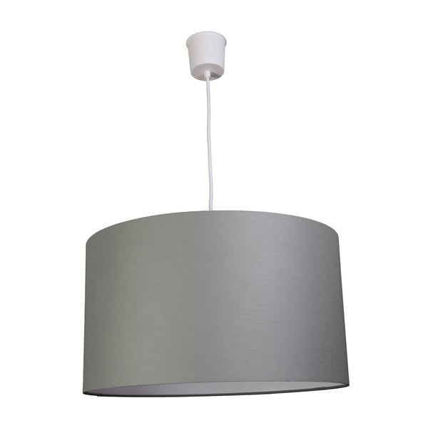 Lampa sufitowa White Inside Three Gray