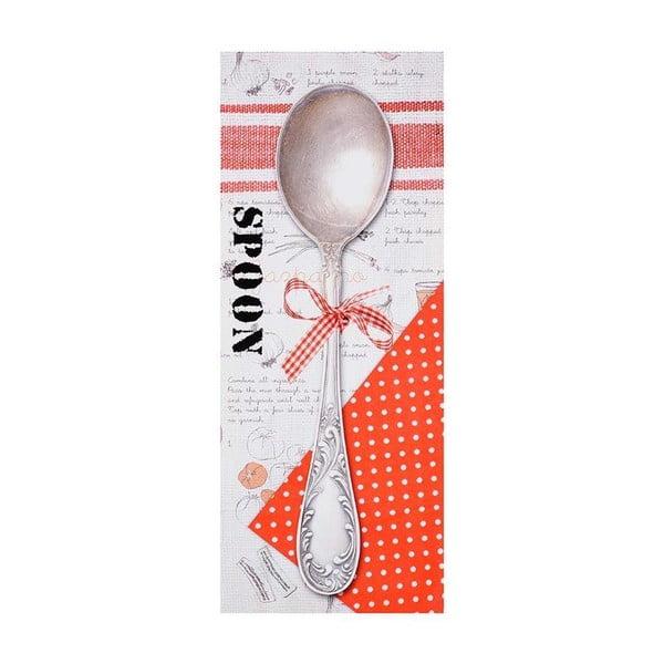 Obraz na płótnie Spoon, 60x24 cm