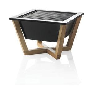 Czarny grill XD Design Nido BBQ