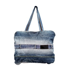 Torebka Blue Recycled Denim